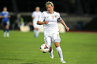 Fifa Womans World Cup Canada 2015 - Preview //<br /> Algarve Cup 2015 Tournament ( Vila Real San Antonio Sport Complex - Portugal ) - <br /> Norway vs Usa 1-2 , Trine Ronning of Norway