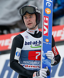 04.01.2014, Bergisel Schanze, Innsbruck, AUT, FIS Ski Sprung Weltcup, 62. Vierschanzentournee, Bewerb, im Bild Anders Jacobsen (NOR) // Anders Jacobsen of Norway during Competition of 62nd Four Hills Tournament of FIS Ski Jumping World Cup at the Bergisel Schanze, Innsbruck, Austria on 2014/01/04. EXPA Pictures © 2014, PhotoCredit: EXPA/ Peter Rinderer