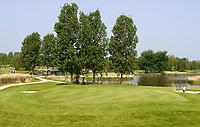 AMSTERDAM - Amsterdamse Golf Club . hole 14.  COPYRIGHT KOEN SUYK