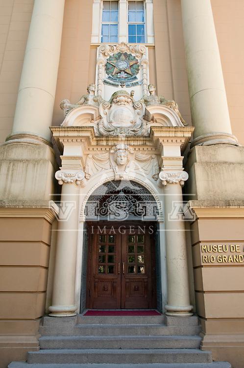 Museu de Arte do Rio Grande do Sul, MARGS, Porto Alegre, Rio Grande do Sul, Brasil. Foto de Ze Paiva, Vista Imagens.