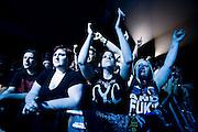 Frankfurt am Main | 12.05.2010..Die Deutsche Rock-Band Scorpions live in der Festhalle in Frankfurt bei ihrer Farewell-Tour, hier: Fans im Publikum...Foto: peter-juelich.com..[No Model Release | No Property Release]