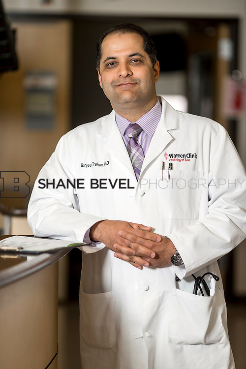 3/25/13 12:09:04 PM -- Dr. Trehan for Doctor's Day Ad<br /> <br /> Photo By Shane Bevel