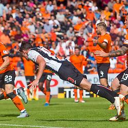 Dundee United v Dunfermline, Scottish Championship, 4 August 2018