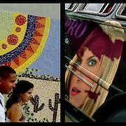 DAILY VENEZUELA II / VENEZUELA COTIDIANA II<br /> Photography by Aaron Sosa <br /> <br /> Left: Centro de Caracas, Caracas - Venezuela 2008 / Center Caracas, Caracas - Venezuela 2008<br /> <br /> Right: Caracas - Venezuela 2007<br /> <br /> (Copyright © Aaron Sosa)