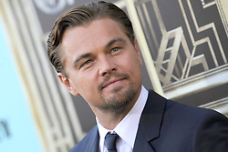 59597208  .Leonardo DiCaprio at the World premiere of The Great Gatsby in Lincoln Centre for The Performing Arts, New York, USA, on May 1, 2013, May 3, 2013. Photo by: i-Images.UK ONLY
