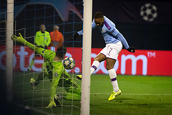 Raheem Sterling of Manchester City scores during football match between GNK Dinamo Zagreb and Manchester City in 6th Round of UEFA Champions league 2019/20, on December 11, 2019 in Maksimir, Zagreb, Croatia. Photo by Blaž Weindorfer / Sportida