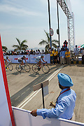 Bell lap - 2010 Tour of Mumbai Cyclothon - India