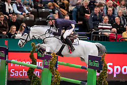 Jung Michael, GER, Fischer Daily Impressed<br /> Leipzig - Partner Pferd 2019<br /> © Hippo Foto - Stefan Lafrentz