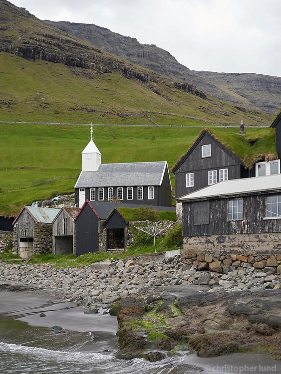 Böur in the Faroe Islands.