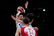 DienerTravis <br /> A X Armani Exchange Olimpia Milano - Vanoli Cremona <br /> Basket Serie A LBA 2019/2020<br /> Milano 09 February 2020<br /> Foto Mattia Ozbot / Ciamillo-Castoria