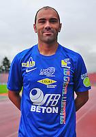 Pedro Miguel FERREIRA DE OLIVEIRA - 16.10.2013 - Photo Officielle - Creteil -<br /> Photo : Philippe LE BRECH / Icon Sport