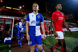 Sam Heal of Bristol Rovers - Mandatory by-line: Robbie Stephenson/JMP - 29/10/2019 - FOOTBALL - County Ground - Swindon, England - Swindon Town v Bristol Rovers - FA Youth Cup Round One