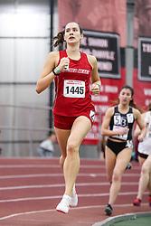 womens 800 meters, heat 12, Sacred Heart<br /> BU John Terrier Classic <br /> Indoor Track & Field Meet