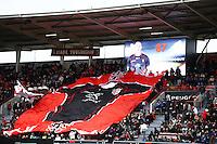 Supporters Toulouse - 28.12.2014 - Toulouse / Racing Metro - 14eme journee de Top 14 <br />Photo : Manuel Blondeau / Icon Sport