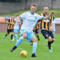 Josh Peters of Forfar in action against Berwick.....(c) BILLY WHITE | SportPix.org.uk