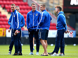 Bristol Rovers arrive at The Valley for the opening day of the Sky Bet League One 2017/18 Season - Mandatory by-line: Robbie Stephenson/JMP - 05/08/2017 - FOOTBALL - The Valley - Charlton, London, England - Charlton Athletic v Bristol Rovers - Sky Bet League One