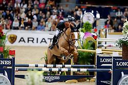 Ehning Marcus, GER, Pret a Tout<br /> Gothenburg Horse Show FEI World Cups 2017<br /> © Hippo Foto - Stefan Lafrentz<br /> 26/02/17