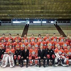 20090903: Ice Hockey - HK Acroni Jesenice before new season 2009/2010