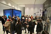 Mannheim. 15.12.17 |<br /> Kunsthalle. Neubau. Eröffnung des 68,3 Mio Euro Bauprojektes mit einer langen Opening Night bei freiem Eintritt für die Besucher.<br /> <br /> Bild-ID 159 | Markus Proßwitz 15DEC17 / masterpress