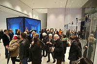 Mannheim. 15.12.17  <br /> Kunsthalle. Neubau. Er&ouml;ffnung des 68,3 Mio Euro Bauprojektes mit einer langen Opening Night bei freiem Eintritt f&uuml;r die Besucher.<br /> <br /> Bild-ID 159   Markus Pro&szlig;witz 15DEC17 / masterpress