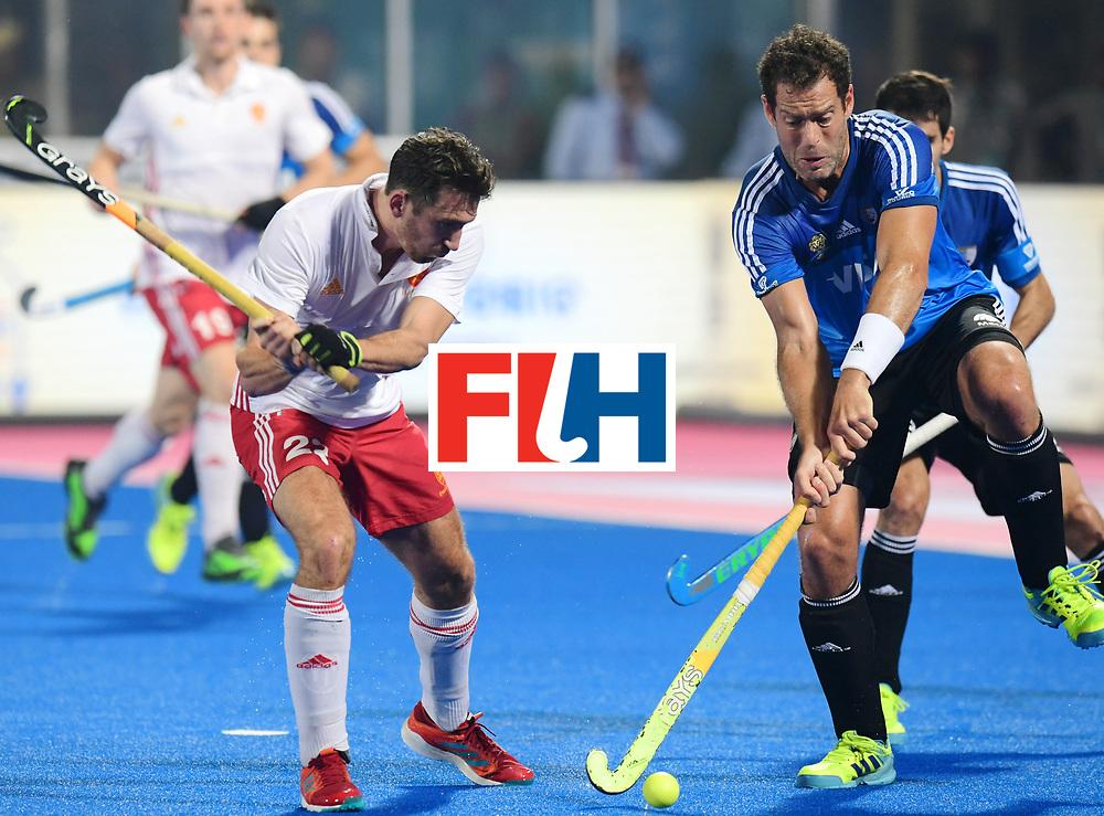 Odisha Men's Hockey World League Final Bhubaneswar 2017<br /> Match id:14<br /> England v Argentina<br /> Foto: David Condon (Eng)<br /> COPYRIGHT WORLDSPORTPICS FRANK UIJLENBROEK