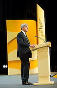 Liberal Democrats<br /> Autumn Conference 2011 <br /> at the ICC, Birmingham, Great Britain <br /> <br /> 17th to 21st September 2011 <br /> <br /> The Right Honourable Chris Huhne MP<br /> Secretary of State for Energy and Climate Change<br /> Photograph by Elliott Franks