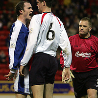 St Johnstone v Falkirk..15.01.05<br />