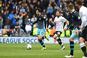 Sheffield Wednesday midfielder Alex Lopez during the Sky Bet Championship match between Derby County and Sheffield Wednesday at the iPro Stadium, Derby, England on 23 April 2016. Photo by Jon Hobley.