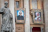 Pope Francis - Canonization seven Saints  October 14, 2018