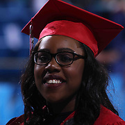 Conrad Schools of Science graduate india Dennis participates Conrad commencement exercises Saturday, June 06, 2015, at The Bob Carpenter Sports Convocation Center in Newark, Delaware.