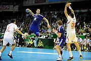 DESCRIZIONE : France Hand Equipe de France Homme Match Amical Nantes<br /> GIOCATORE : FERNANDEZ Jerome<br /> SQUADRA : France<br /> EVENTO : FRANCE Equipe de France Homme Match Amical  2010-2011<br /> GARA : France Tunisie<br /> DATA : 30/10/2010<br /> CATEGORIA : Hand Equipe de France Homme  <br /> SPORT : Handball<br /> AUTORE : JF Molliere par Agenzia Ciamillo-Castoria <br /> Galleria : France Hand 2010-2011 Action<br /> Fotonotizia : FRANCE Hand Hand Equipe de France Homme Match Amical Nantes<br /> Predefinita :