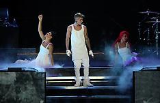 Auckland - Justin Bieber in concert