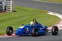 #7 Martin Short Van Diemen JL012K during the Avon Tyres FF1600 Northern Championship - Post 89 at Oulton Park, Little Budworth, Cheshire, United Kingdom. October 08 2016. World Copyright Peter Taylor/PSP.