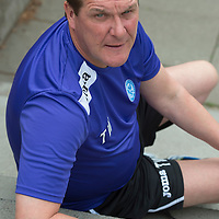 St Johnstone Manager Tommy Wright ....11.07.13<br /> Picture by Graeme Hart.<br /> Copyright Perthshire Picture Agency<br /> Tel: 01738 623350  Mobile: 07990 594431