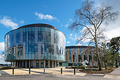 Charnock Bradley Building - University of Edinburgh - Easter Bush Estate
