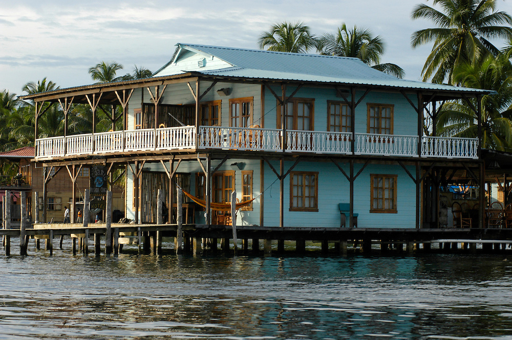 House in Bocas del Toro