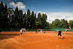 Petrol VIP tournament 2018, on May 24, 2018 in Sports park Tivoli, Ljubljana, Slovenia. Photo by Vid Ponikvar / Sportida
