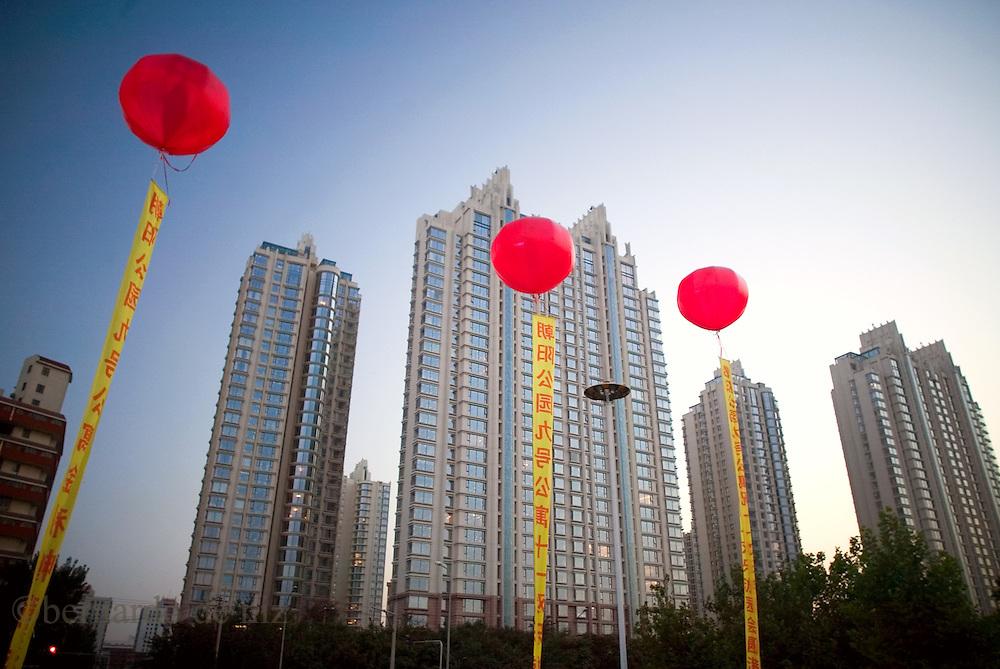 Imágenes de Beijing.  Beijing, China. 2007. Fotos: Bernardo De Niz