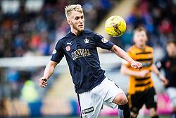 Falkirk's Craig Sibbald. <br /> Falkirk 5 v 0 Alloa Athletic, Scottish Championship game played at The Falkirk Stadium.
