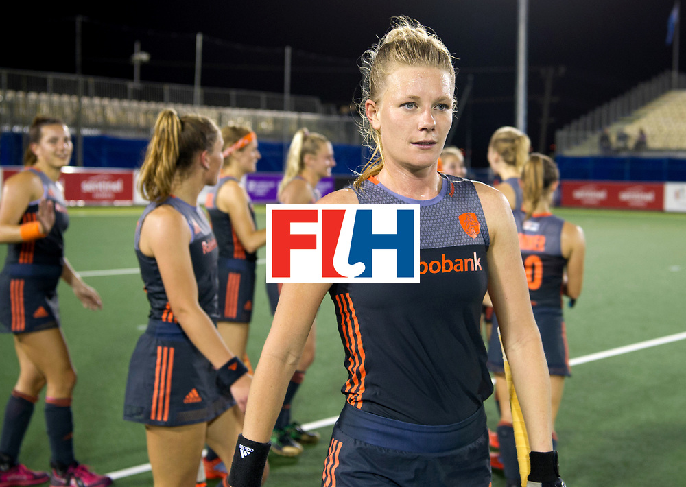 AUCKLAND - Sentinel Hockey World League final women<br /> Match id: 10305<br /> 16 NED v CHina (QF)<br /> Foto: Caia Van Maasakker  <br /> WORLDSPORTPICS COPYRIGHT FRANK UIJLENBROEK
