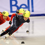 Alyson Dudek - US Speedskating Team - Short Track Speed Skating - Photo Archive