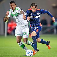 20151021 VFL Wolfsburg - PSV 2-0