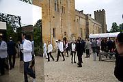 The Artists' Playground. Reconstruction 3: Contemporary Art at Sudeley Castle, 2008 In partnership with Phillips de Pury & Company and supported by Chanel. 31 May 2008. *** Local Caption *** -DO NOT ARCHIVE-© Copyright Photograph by Dafydd Jones. 248 Clapham Rd. London SW9 0PZ. Tel 0207 820 0771. www.dafjones.com.