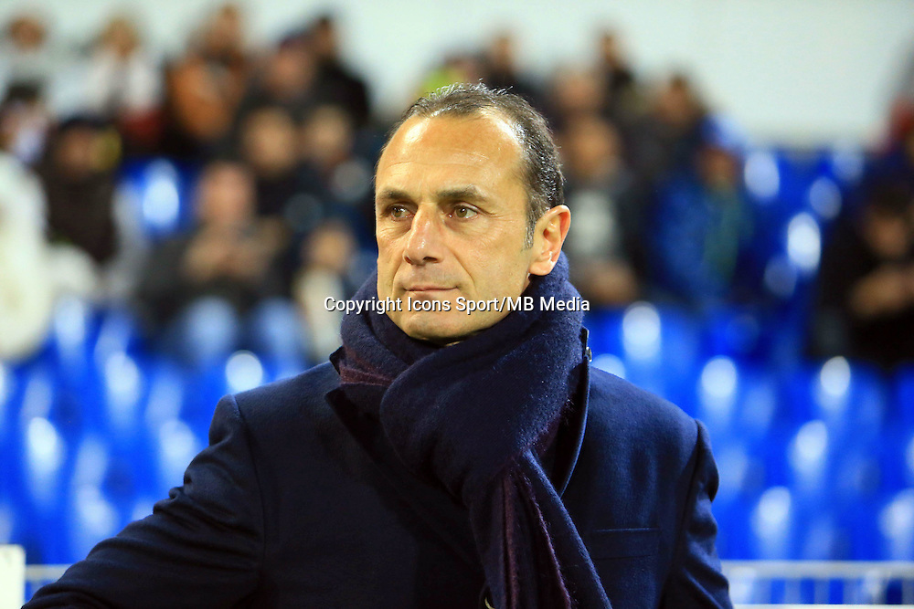 Michel DER ZAKARIAN  - 24.01.2015 - Montpellier / Nantes  - 22eme journee de Ligue1<br /> Photo : Nicolas Guyonnet / Icon Sport *** Local Caption ***