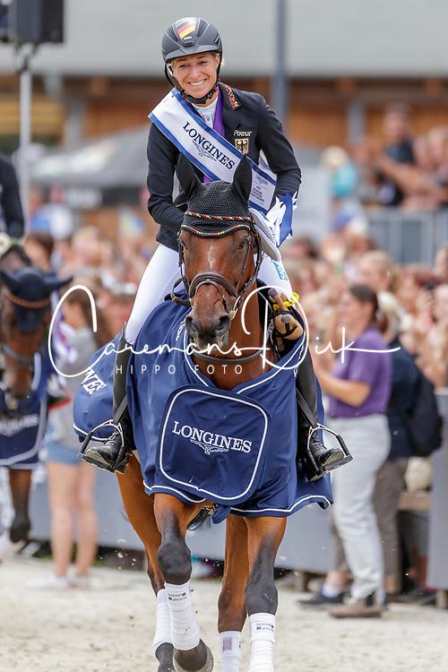 Klimke Ingrid, GER, Horseware Hale Bob<br /> European Championship Eventing<br /> Luhmuhlen 2019<br /> © Hippo Foto - Stefan Lafrentz<br /> 01/09/2019