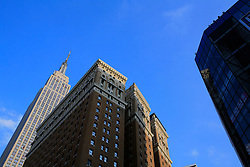 USA NEW YORK JUN10 - External view of Empire State Building in midtown Manhattan, New York...jre/Photo by Jiri Rezac..© Jiri Rezac 2010