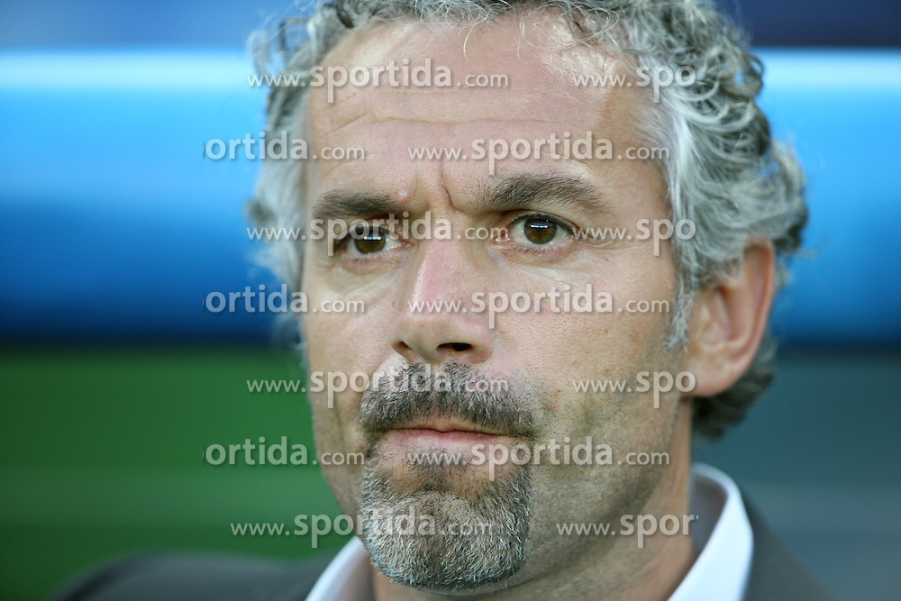 Head coach of Italy Roberto Donadoni before the UEFA EURO 2008 Quarter-Final soccer match between Spain and Italy at Ernst-Happel Stadium, on June 22,2008, in Wien, Austria. Spain won after penalty shots 4:2. (Photo by Vid Ponikvar / Sportal Images)