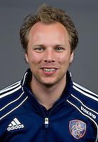 UTRECHT - Assistent Coach Steijn Spreij,  Nederlands Meisjes B. Foto Koen Suyk