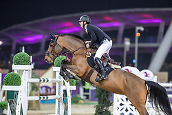 DEVOS Pieter (BEL), Claire Z<br /> Doha - CHI Al SHAQAB 2020<br /> Int. jumping competition with jump-off (1.55/1.60 m) - CSI5* <br /> 28. Februar 2020<br /> © www.sportfotos-lafrentz.de/Stefan Lafrentz