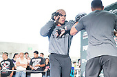 UFC ON FOX 12 workout